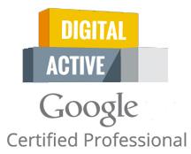 Digital Active - Google Certified